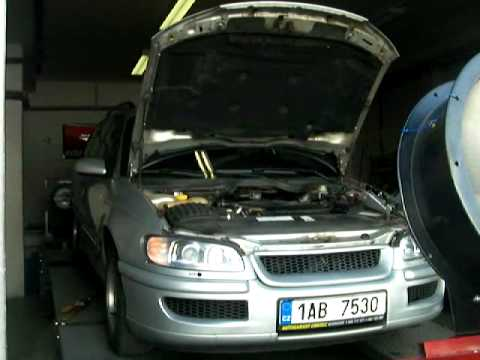 opel omega b 2 5td dyno tuning in camp performance youtube. Black Bedroom Furniture Sets. Home Design Ideas