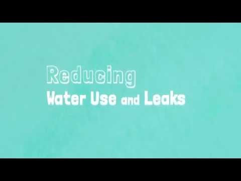 Saving Water and Energy Video