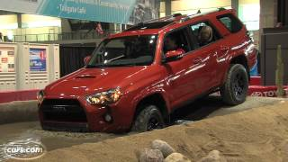 2015 Toyota 4Runner TRD Pro Series - 2014 Chicago Auto Show