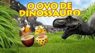 Amigovos - O ovo de Dinossauro
