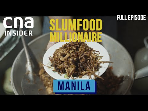 From Offcuts To Delicacies In Manila's Biggest Slum, Tondo | Slumfood Millionaire | Philippines