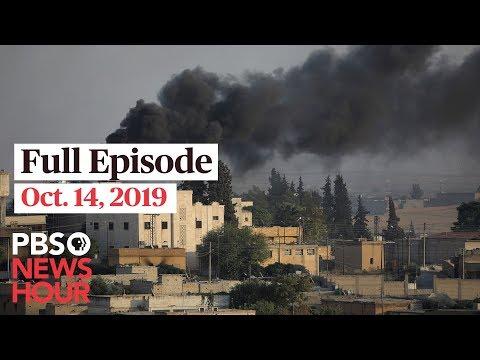 PBS NewsHour West Live Show October 14, 2019