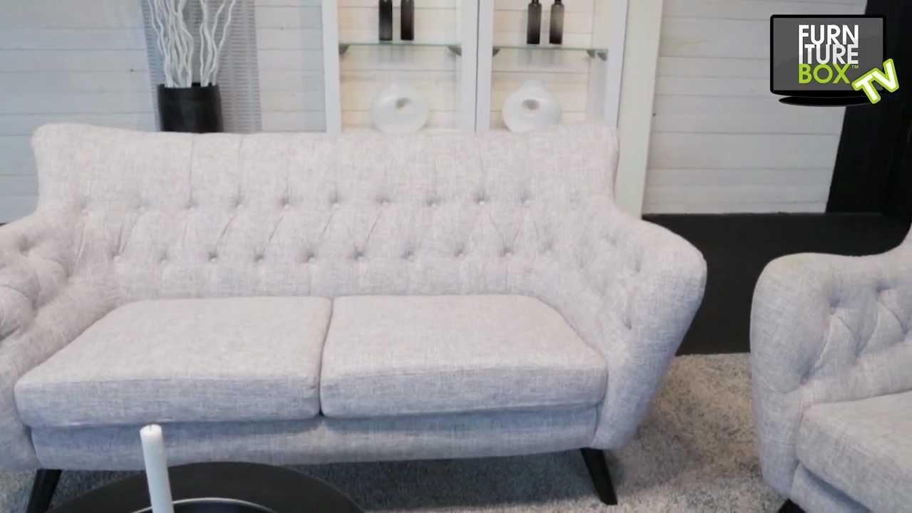 ETAGE 2,5 sits Soffa Tyg och Fåtölj Furniturebox by Furniture box