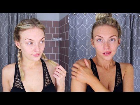 My Self Tanning Routine   Plus Tips + Tricks!