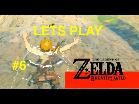 """How Do I Get To Owa Daim Shrine"" The Legend Of Zelda Breath Of The Wild"