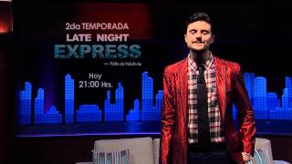 Late Night Express, 2 de septiembre 2014