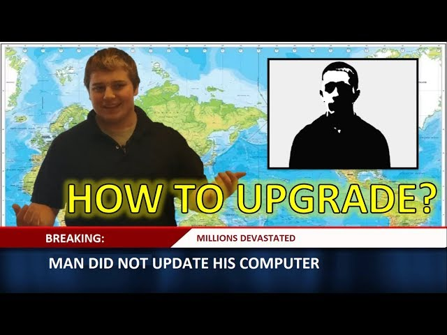 How to Upgrade Your Operating System