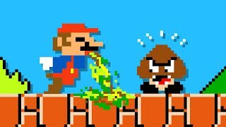 Super Mario Maker Bloopers