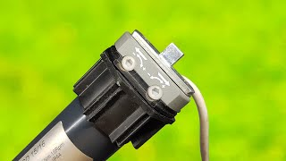 Don't throw away an Electric roller blinds Motor that doesn't Working, you can easily fix it at home