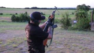 custom defense firearms original norinco mak 90 ak47 full auto