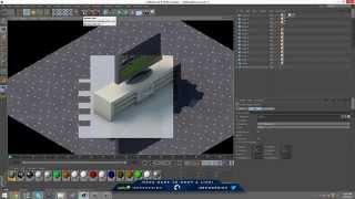 Tutorial: Isometric Tv & Desk - Behr