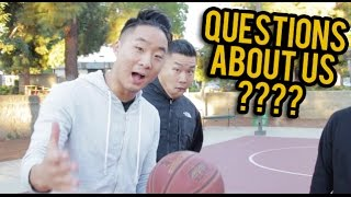 10 QUESTIONS FOR THE FUNG BROS Thumbnail