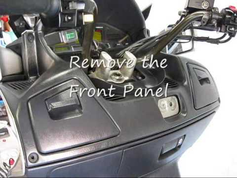 burgman 650 tupperware front panel youtube rh youtube com