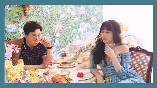 Hari Won - Trấn Thành - Hậu trường chụp ảnh siêu ngọt ngào