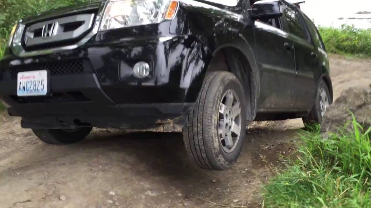 Honda Pilot VTM-4 demo - YouTube