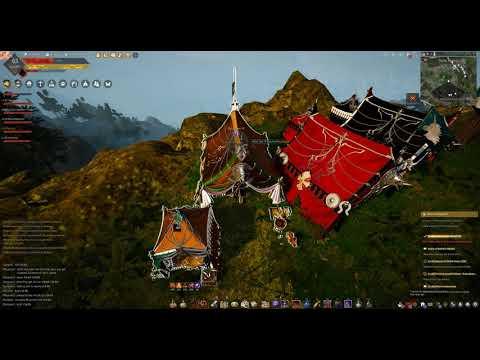 Black Desert Online – LVL 63 Ninja 281-285-316 – Arsha PVP