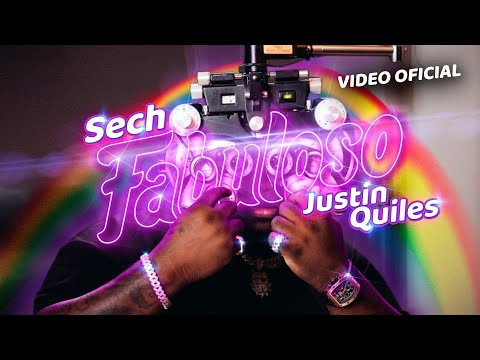 Sech, Justin Quiles - Fabuloso (Video Oficial)