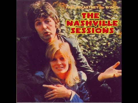 Wings: Nashville Sessions (July 1974)