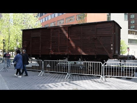 Museum Of Jewish Heritage Brings Auschwitz Exhibit To NYC