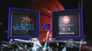 Download Highlights/ G3 Sidigas Avellino - AX Armani Exchange Milano LBA Playoff PosteMobile Mp3 and Videos