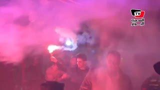 بالشماريخ.. لاعب الزمالك السابق يحتفل بـ«حنته» بحضور ريكو وإسلام جمال