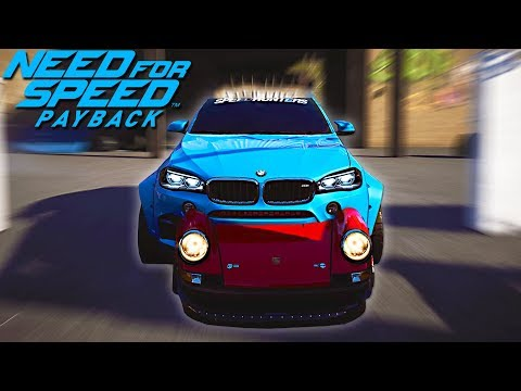 Need for Speed Payback - Fails#18 (Funny...