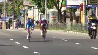 В Туле прошёл чемпионат России по велоспорту на шоссе | Первый Тульский телеканал