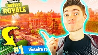 JE VAIS DANS LE TOP 1 ? Fortnite Battle Royale