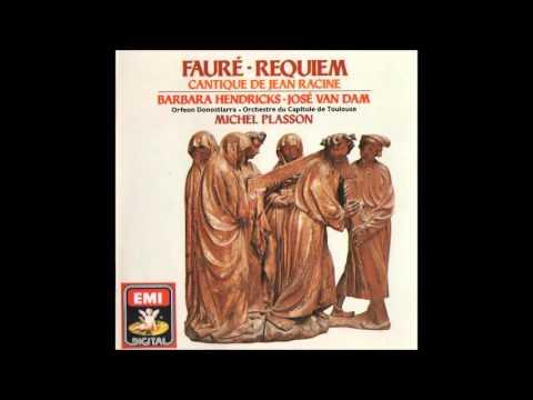 Fauré - Requiem en re menor op.48 (Plasson)