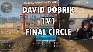 David Dobrik 1v1 to Clutch the Game