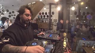 Instore Session w/ MAHONY @ Vinyl & Wood 07.12.2017 Budapest (Vatos Locos)