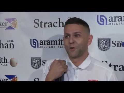 Scottish County Snooker Championships - Jamie McNolty
