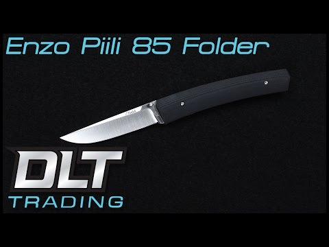 Enzo Piili 85 Folder Overview