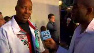 Warren G on the red carpet @ 2007 Really Awards