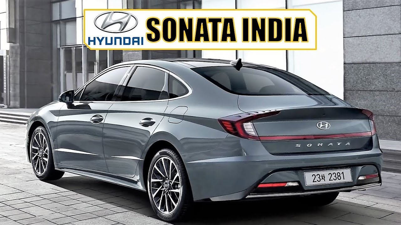 Hyundai Sonata India Review Launch Date Pricing And All Details