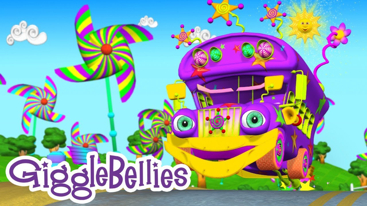 The GiggleBellies Musical Adventures by The GiggleBellies on Apple Music