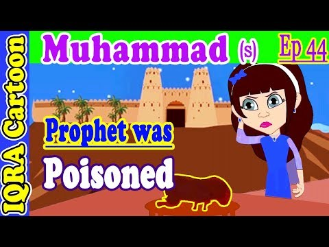After Khaybar || Prophet Muhammad Story Ep 44 | Prophet Stories For Kids | Iqra Cartoon
