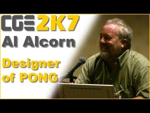 CGE 2007 - Al Alcorn - Classic Gaming Expo - 1080p