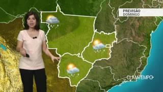 Previsão Centro-Oeste – Instabilidade em MT