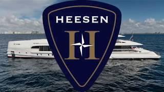 Winterswijk in bedrijf : Heesen Yachts Interiors