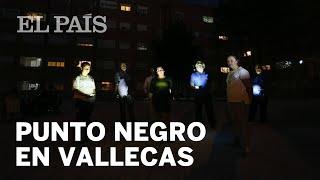 Un punto negro en Vallecas   Madrid