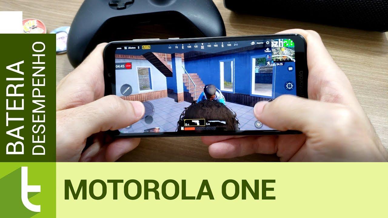 473d7b7d430 Motorola One fica um pouco atrás da concorrência em desempenho e autonomia  - Tudocelular.com