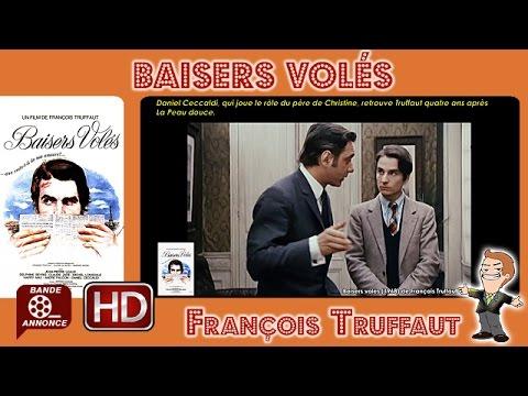 Baisers volés de François Truffaut (1968) #MrCinema 178
