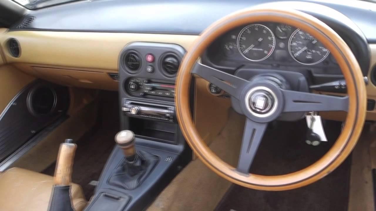 1993 Mazda Mx5 Mk1 1 6 V Spec For Sale Youtube