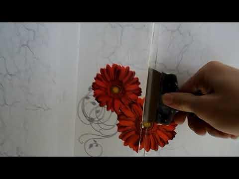 Как разобрать пластиковые панели на стене