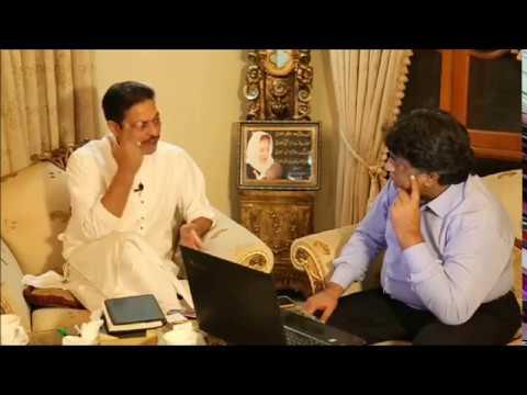 Syed Faisal Raza Abidi  - Interview 3-18-2018