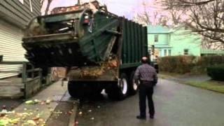 The Sopranos - Garbage truck scene