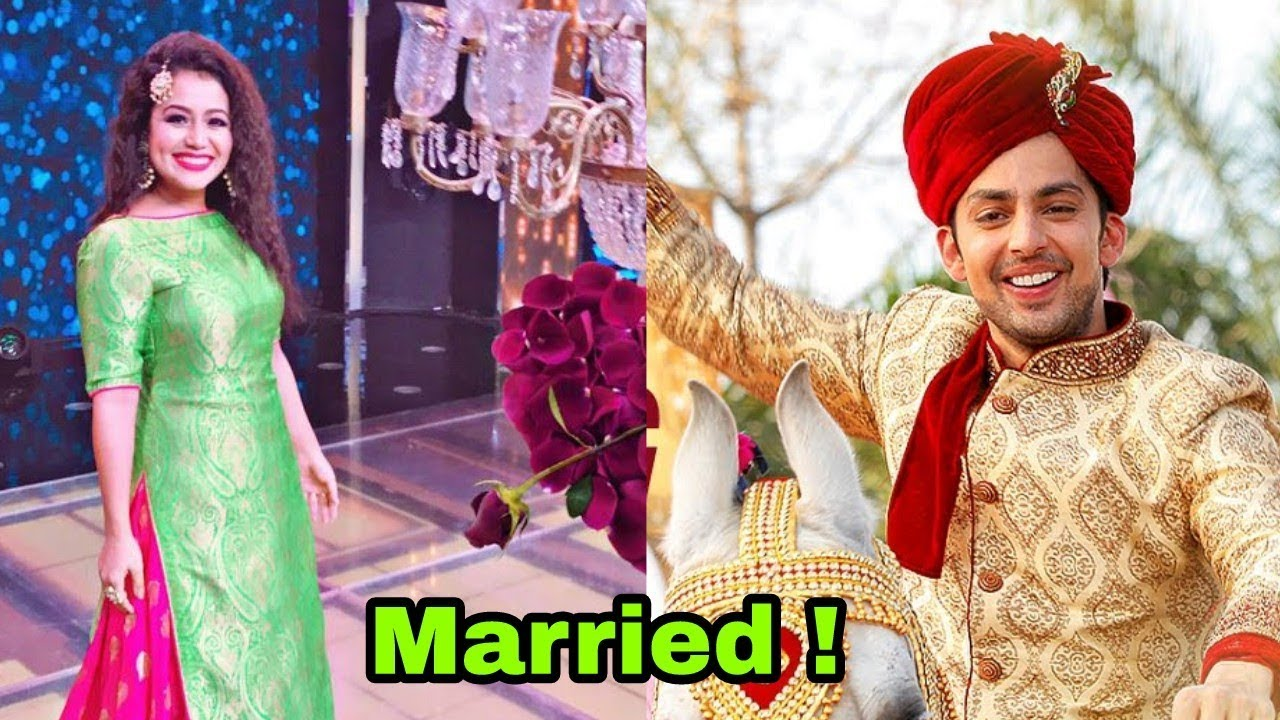 Neha Kakkar S Official Grand Wedding With Long Time Bf Himansh Kohli Youtube