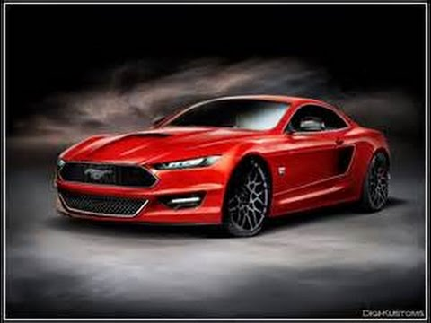 Hybrid Mustang 2020- will Ford kill the V8?