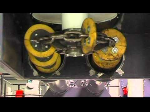 Tube Chain Conveyor - Cullet transport